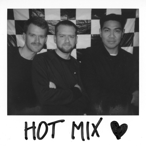 BIS Radio Show #875 with Hot Mix (Mike Servito + Gunnar Haslam + Justin Cudmore)