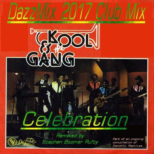Kool And The Gang-Celebration (DazzMix Club Mix) by