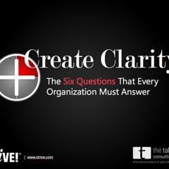 OH Model 2: Create Clarity