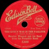 Maurice Winnick and his Band (from the Piccadilly Hotel) - The Queen Was In The Parlour - 1931