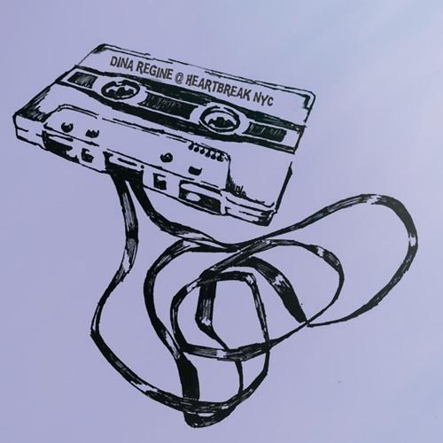 DJ VINYL MIX: 80s-90's  Dance Brit- Rock, Recorded Live @ China Club NYC 1991