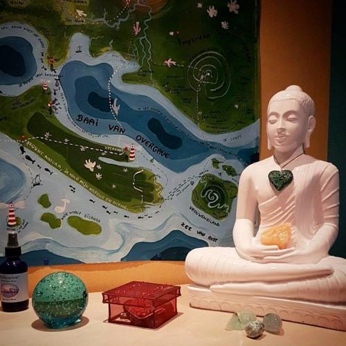 Energetische Meditaties voor Creatief Verstillen