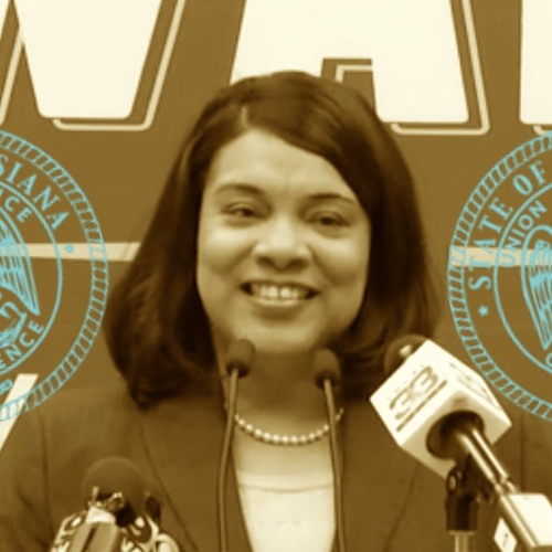 The LaPolitics Report: Revenue Secretary Kimberly Robinson