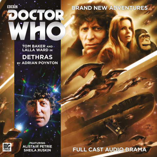 Doctor Who - The Fourth Doctor Adventures: Dethras (trailer)