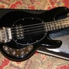 1983 MUSIC MAN CUTLASS 1 Black/ /TONE FULL/OFF/ UPPER REG/PICK/SLAP