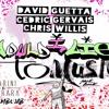 DANNIC vs Merk & Kremont ft David Guetta - Would I Lie To Music (MARINI&FERRARA SMASHBOMB) [FREE DL]
