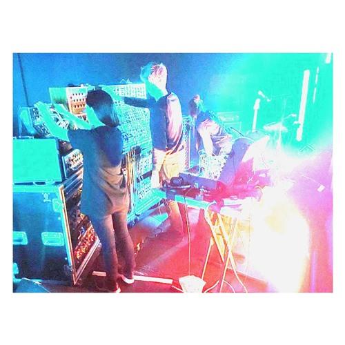 Fay Milton / Ayse Hassan / Martin Dubka / MOOG SOUNDLAB LIVE AT THE ICA Jan 17
