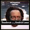 Thundercat - Walk On By Feat. Kendrick Lamar - Type Beat [Prod. by Major-B]