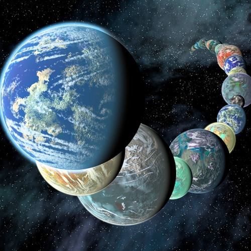 Astronomers Discover Seven New Worlds