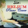 SIA: Helium Piano Cover / Improvisation - Fifty Shades Darker Soundtrack