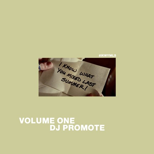 #IKWYMLS Volume One