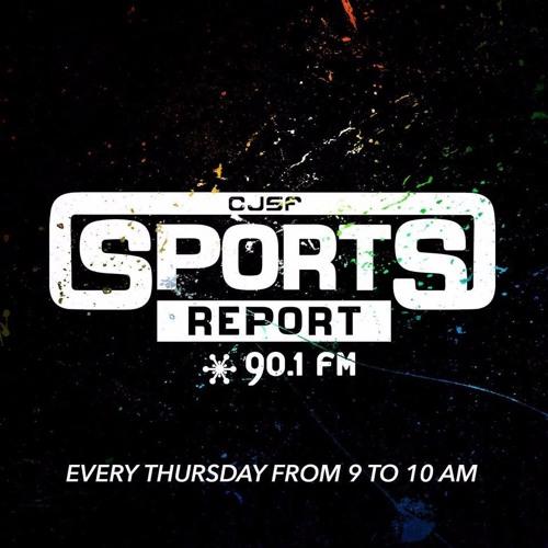 CJSF Sports Report (Thursdays 9am)