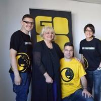 Vocea Filmelor la GoldFM: Irina-Margareta Nistor, Corina şi Andrei Giurgia