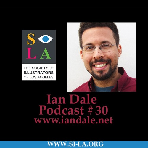 Being a Freelance Illustrator-An Interview with Ian Dale