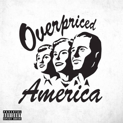 Overpriced America Debut EP