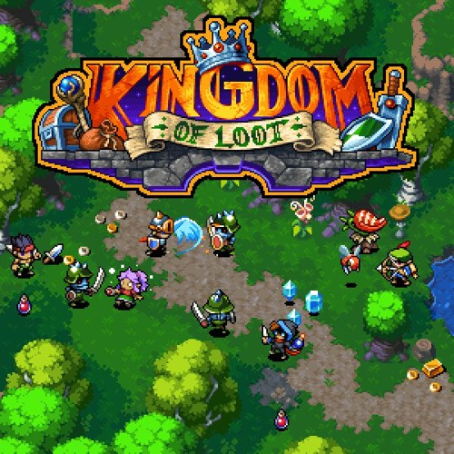 Kingdom of Loot - Overworld /// 16bit SNES-like