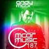 Andy Moor - Moor Music 187 2017-02-22 Artwork