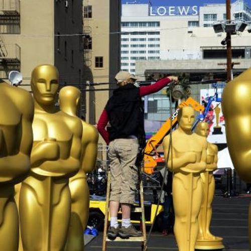 Oscarspodden 2017 - Entusiasterna (läs: Nördarna) snackar inför galan