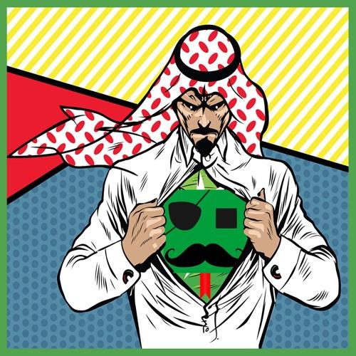 Oly - Saudi Comic Con 2017