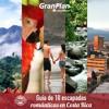 Top Ten Escapadas Románticas de Costa Rica