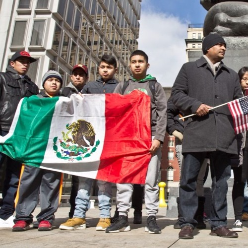 Philly artist and community organizer Erika Guadalupe Nuñez on her family's decision to leave Mexico