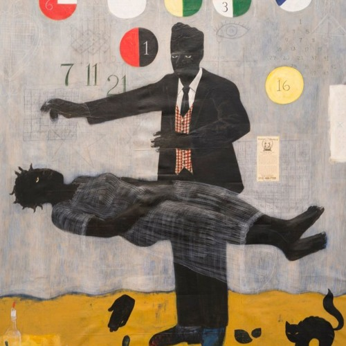 Kerry James Marshall (from May, 2016)