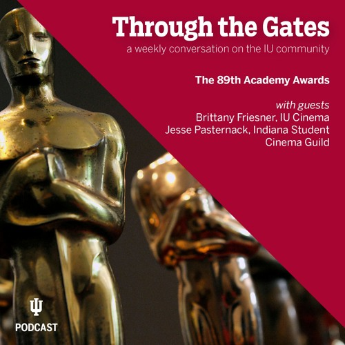 Ep. 46: The 89th Academy Awards with Brittany Friesner & Jesse Pasternack