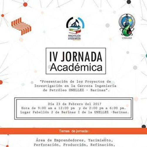 Entrevista  a Darjeling Silva, 4tas Jornadas Academica Ing. Petróleo Unellez
