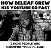 How Beleaf Grew His YouTube Channel and When is the Album Coming?