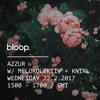 Azzur w/ Melokolektiv + KNTRL - 22.2.2017