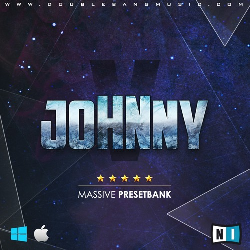 Double Bang Music - Johnny V (Massive Presets & Construction Kit)