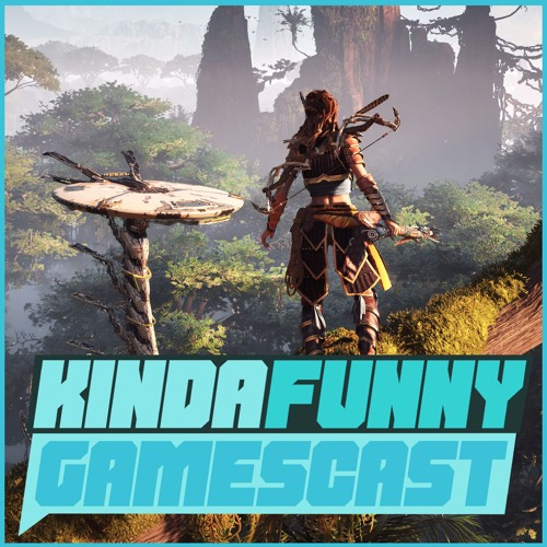 Horizon and Marvel Games - Kinda Funny Gamescast Ep. 109