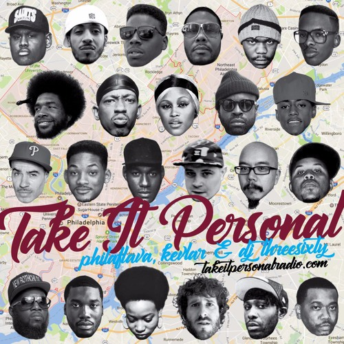 Take It Personal (Ep 6: Philly Hip-Hop Tribute)