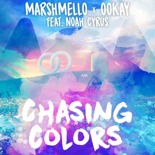 Marshmello x Ookay - Chasing Colors feat. Noah Cyrus