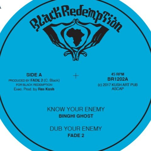 Binghi Ghost - Know Your Enemy + Dub - clip