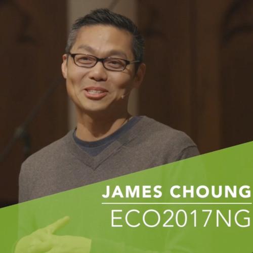 James Choung ECO2017NG