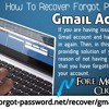 How to recover forgot password of Gmail account.mp3
