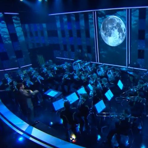 Clair De Lune (Tongwynlais Temperance Band)(2016)