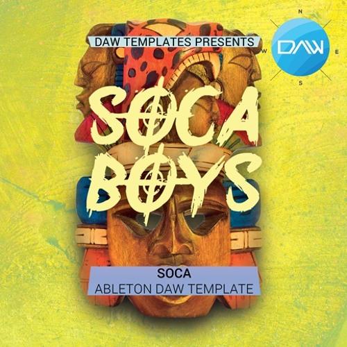 Soca Boys Ableton DAW Template