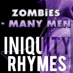Black Ops 3 ZOMBIES RAP ♫ Many Men - Iniquity Rhymes