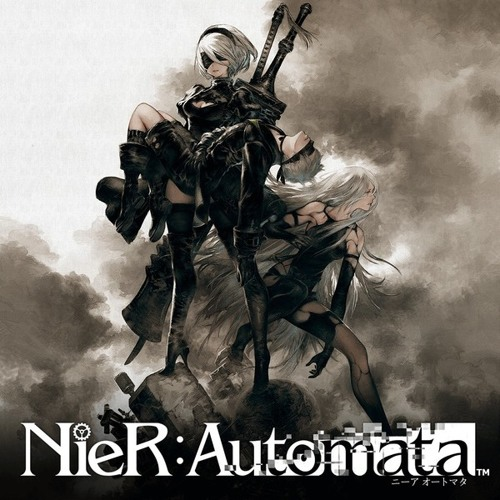 01 NieR Automata OST - Bipolar Nightmare Engels Boss Theme ( VOCALS )