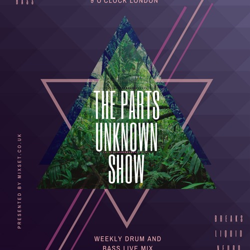 The Parts Unknown Show 008