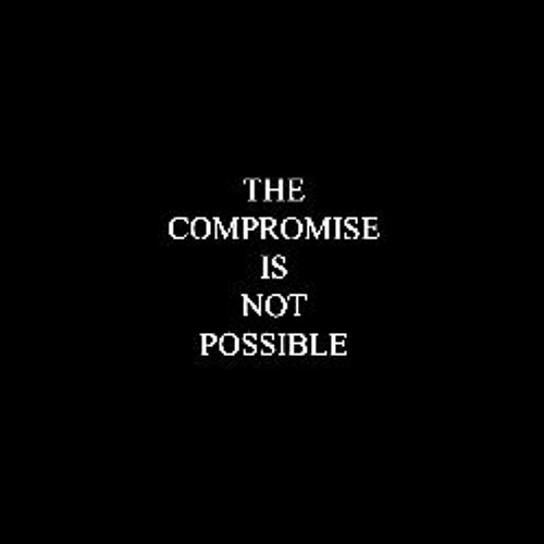 The Compromise Is Not Possible (voice, e-git, organ, drums), 2005, excerpt