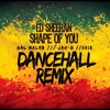 Ed Sheeran - Shape Of You (Extended Gal Malka Ft Jah - B And Shir)