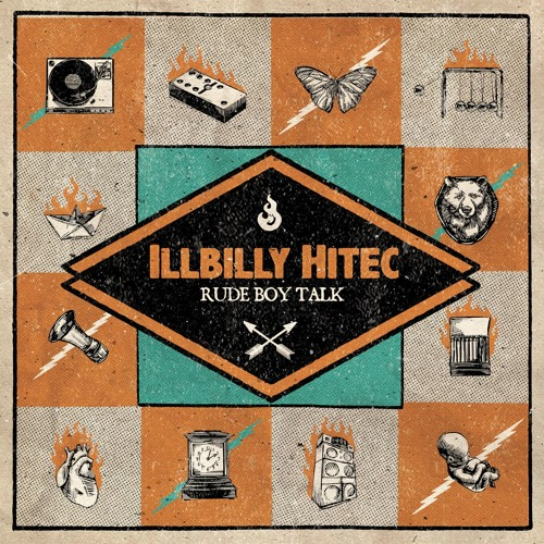 iLLBiLLY HiTEC - Rude Boy Talk ft. Kinetical