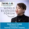 Pascale Fung - Emotional AI: Teaching Computers Empathy - TWiML Talk #9