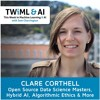 TWiML Talk #1 - Clare Corthell - Open Source Data Science Masters, Hybrid AI, Algorithmic Ethics