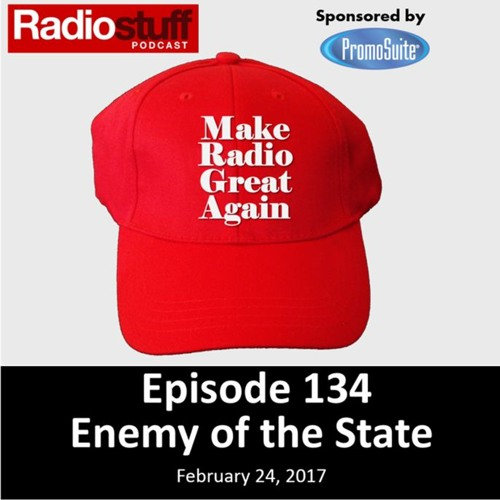 """Episode 134 """"Enemy of the State"""""""