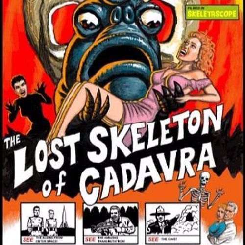 SPLATHOUSE17: The Lost Skeleton of Cadavra (2001) w/ Cast