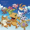 keep on ~tri.Version~ [ED Digimon Adventure tri. Parte 4: Pérdida]